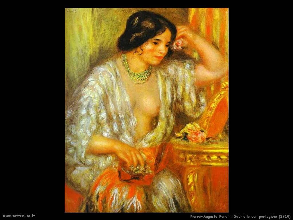 Pierre-Auguste Renoir_gabrielle_con_portagioielli
