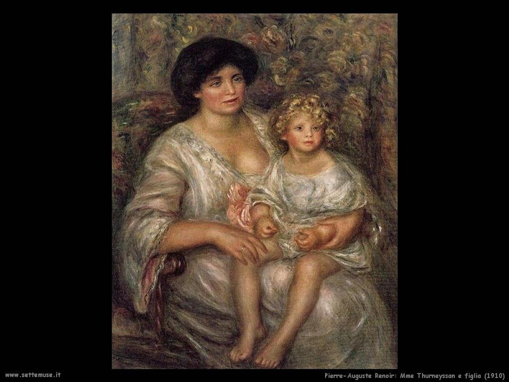 Pierre-Auguste Renoir madame_thurneyssan_e_sua_figlia