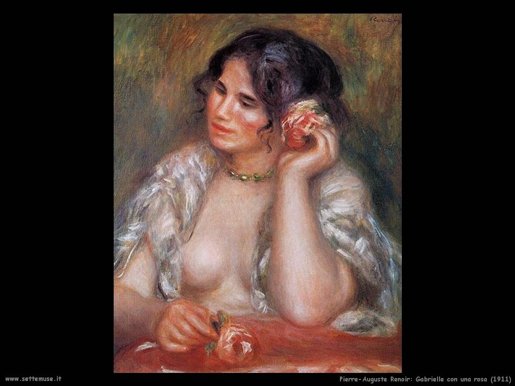 Pierre-Auguste Renoir_gabrielle_con_una_rosa