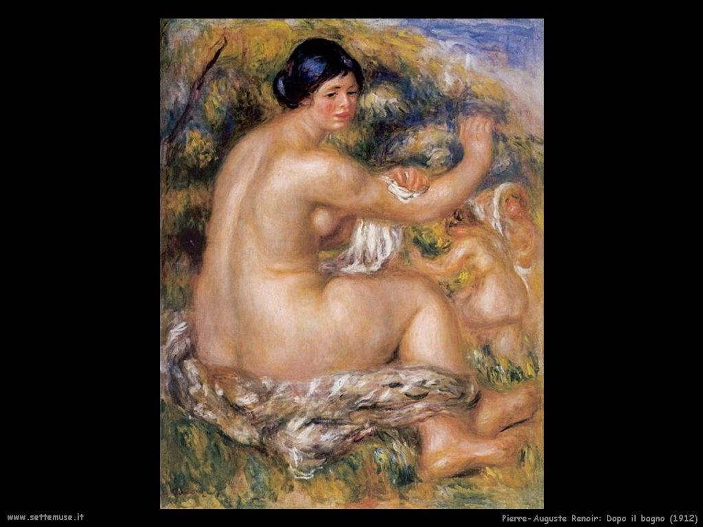 1912dopo_il_bagno Pierre-Auguste Renoir