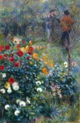 Dipinto di Pierre-Auguste-Renoir