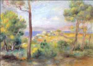 Quadro di Pierre-Auguste-Renoir