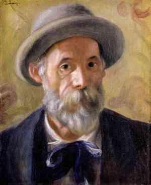 Ritratto di Pierre-Auguste-Renoir