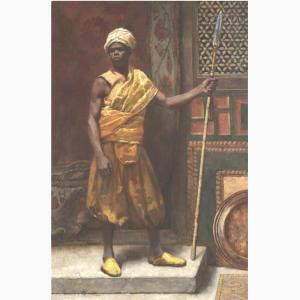 Pittura di Edouard Richter