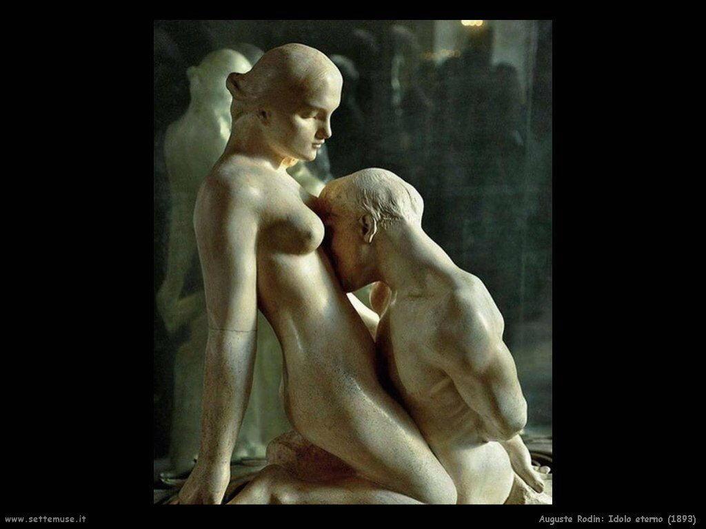 Auguste Rodin l eternelle idole 1893