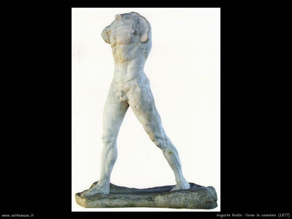 Auguste Rodin_uomo_in_cammino_1877