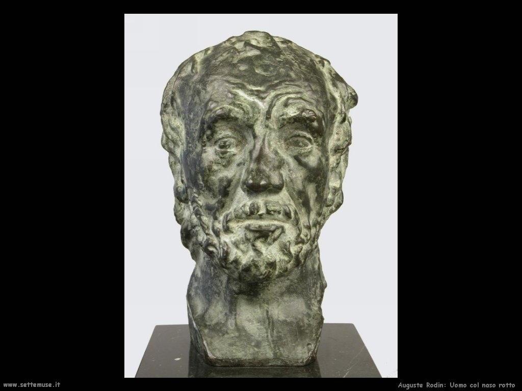 Auguste Rodin_uomo_col_naso_rotto