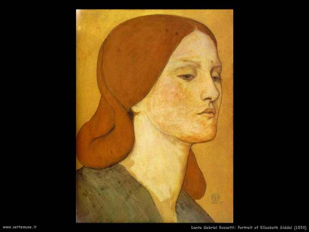 Dante Gabriel Rossetti_portrait_of_elizabeth_siddal_1850
