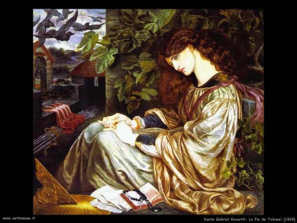 Dante Gabriel Rossetti_la_pia_de_tolomei_1868