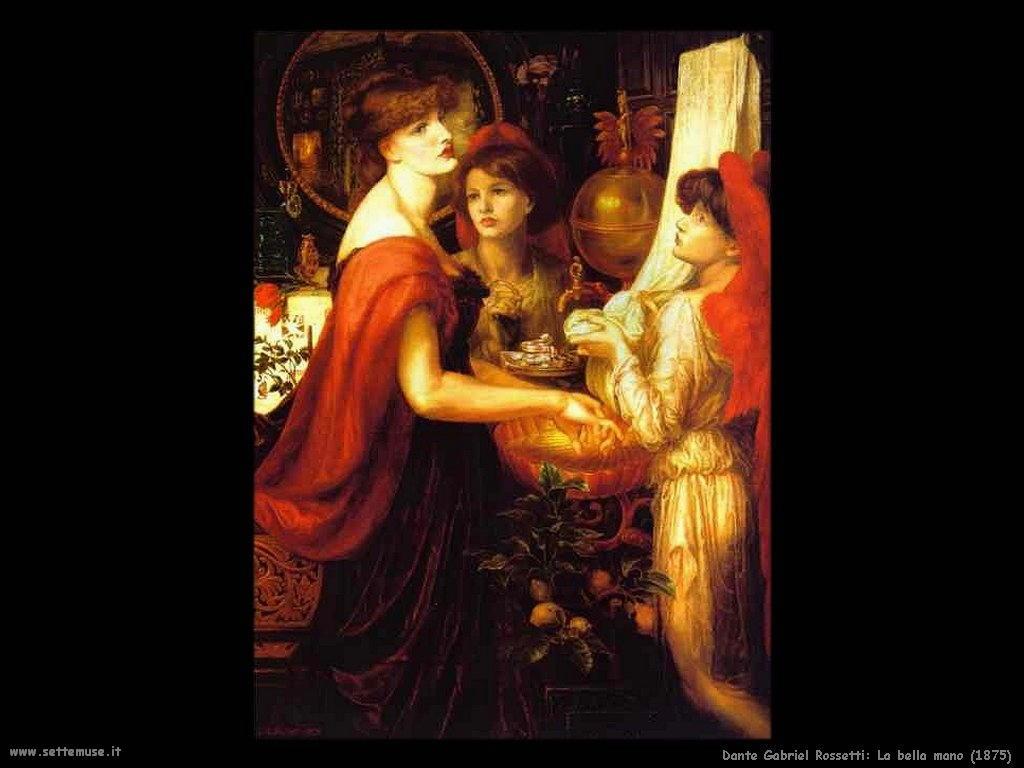 Dante Gabriel Rossetti_la_bella_mano_1875