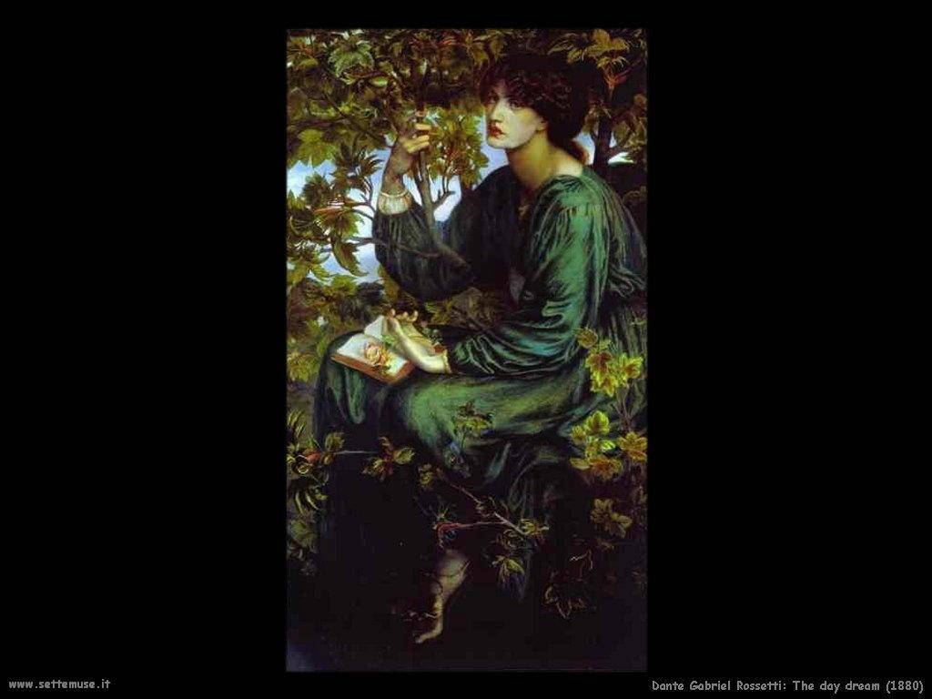 Dante Gabriel Rossetti_the_day_dream_1880