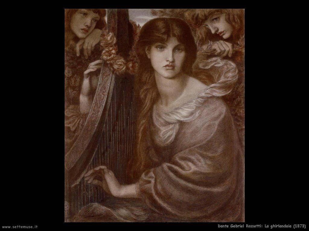 dante_gabriel_rossetti_la_ghirlandaia_1873