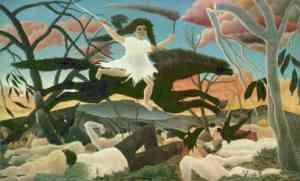 Biografia di Henri Rousseau, il Doganiere