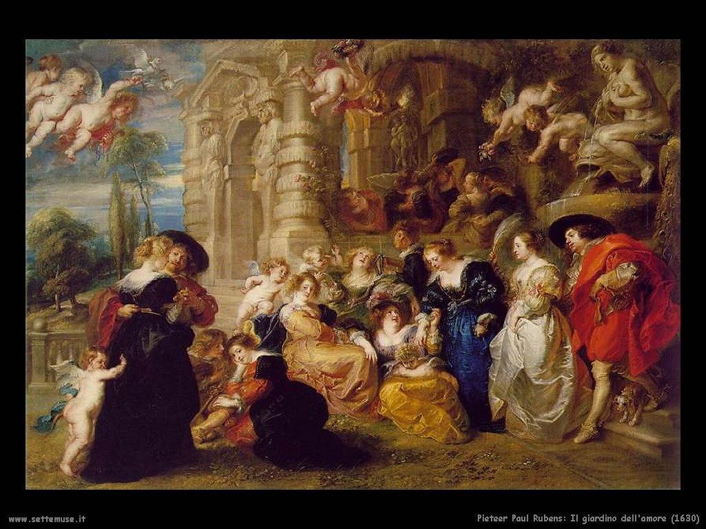 Pieter Paul Rubens_il_giardino_dell_amore_1630