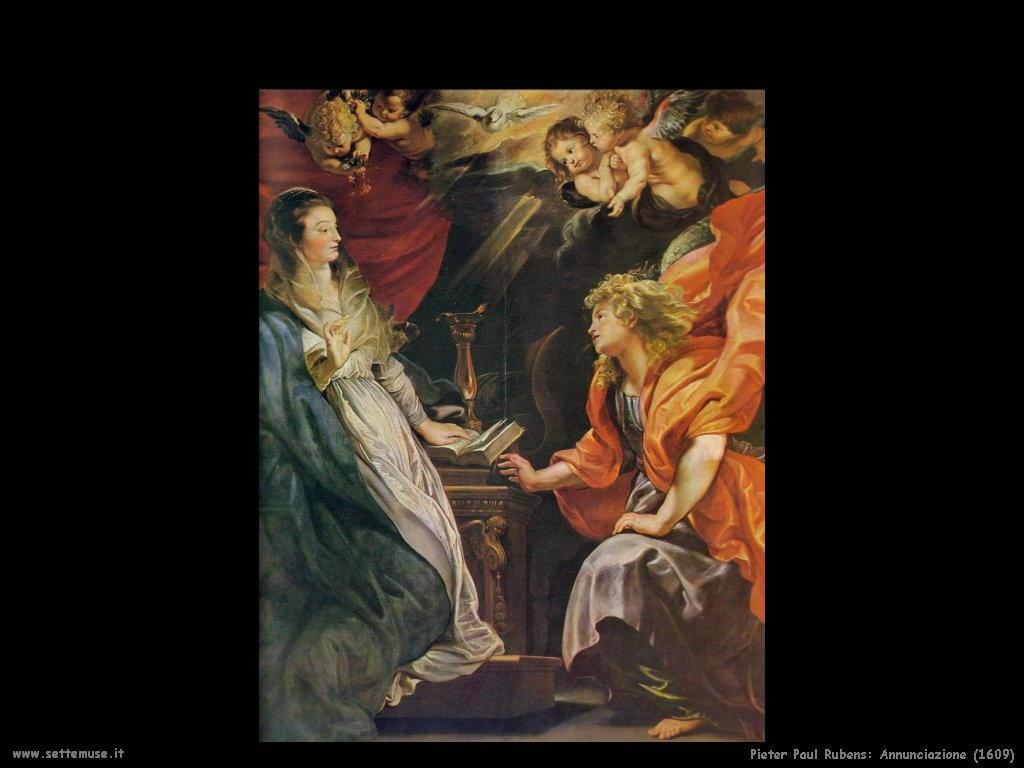 Pieter Paul Rubens_annunciazione_1609