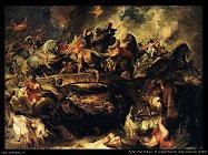 pieter_paul_rubens il_combattimento_delle_amazzoni 1620
