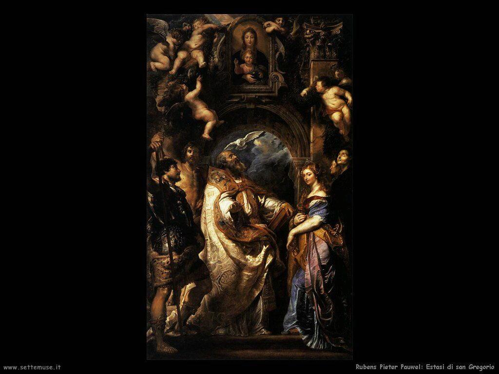 L'estasi di san Gregorio Magno