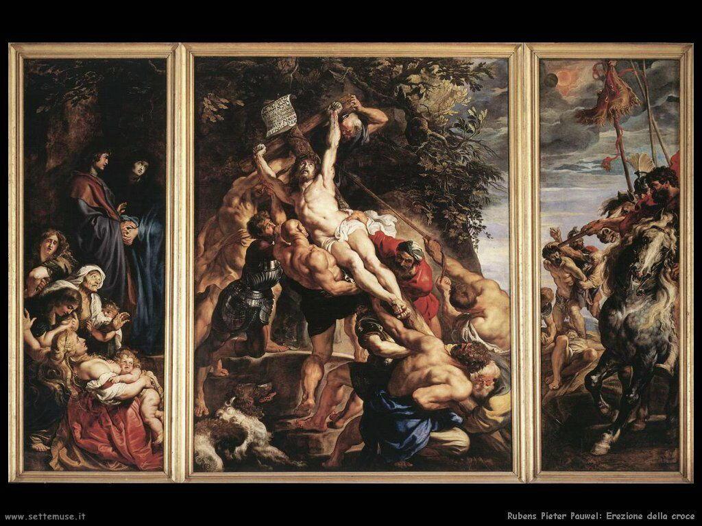 Innalzamento della croce
