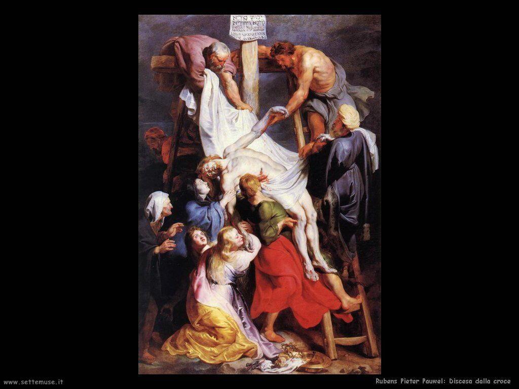 Discesa dalla croce