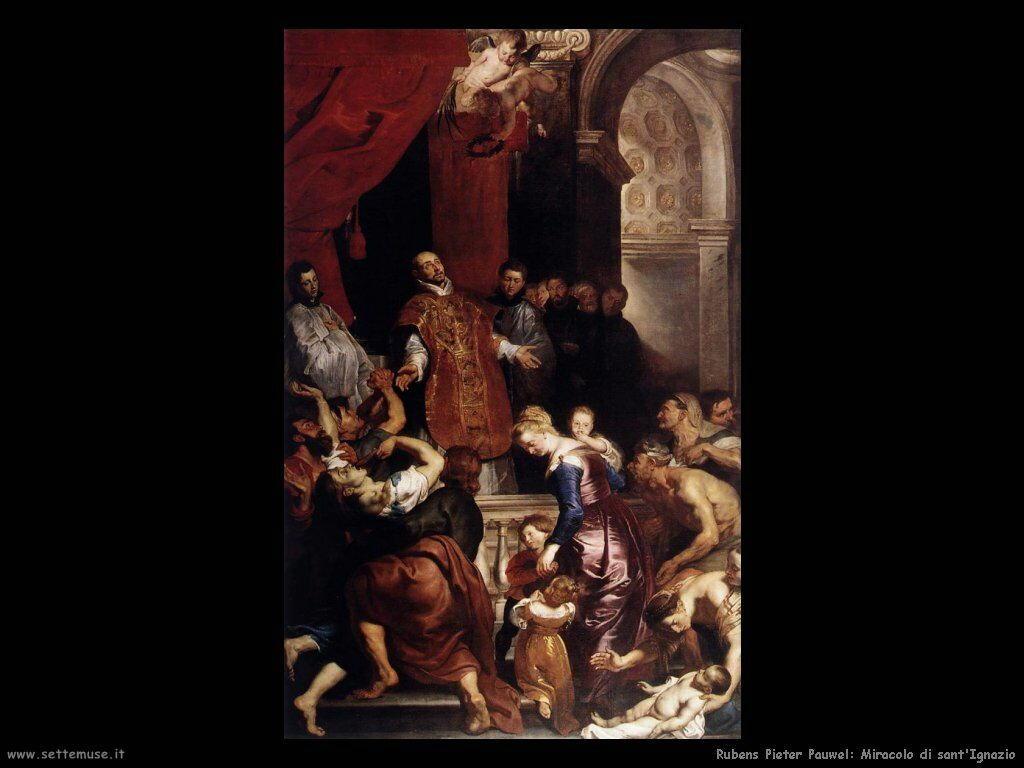 Miracolo di sant'Ignazio