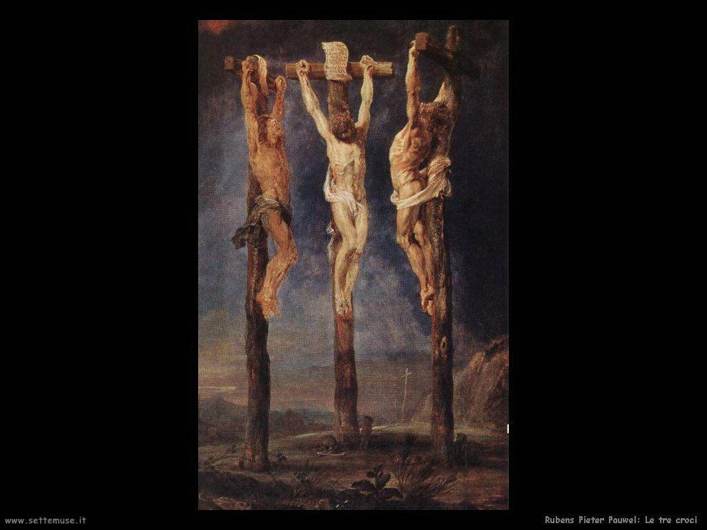 Le tre croci