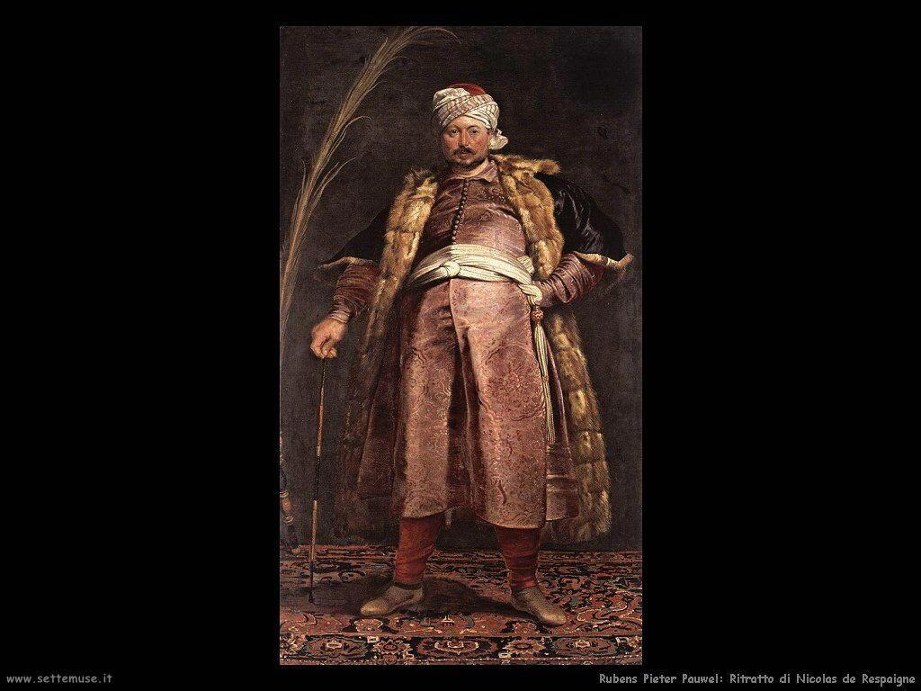 Ritratto di Nicolas de Respaigne