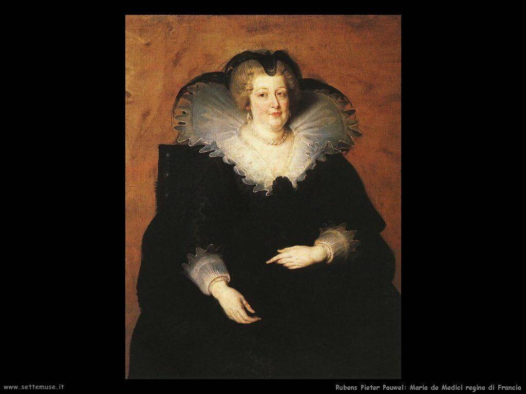 Maria de Medici regina di Francia