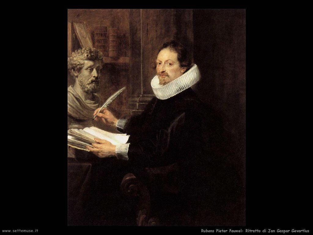 Ritratto di Jan Gaspar Gevartius