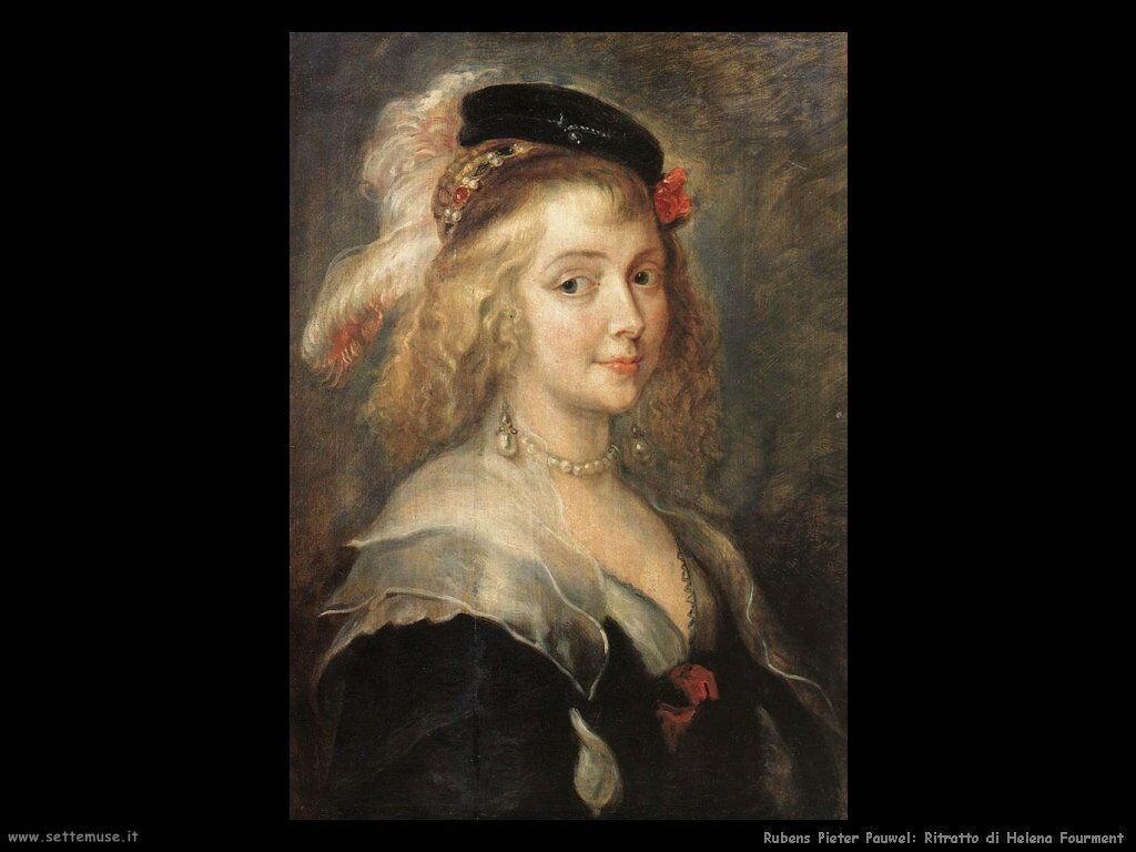 Ritratto di Helena Fourment