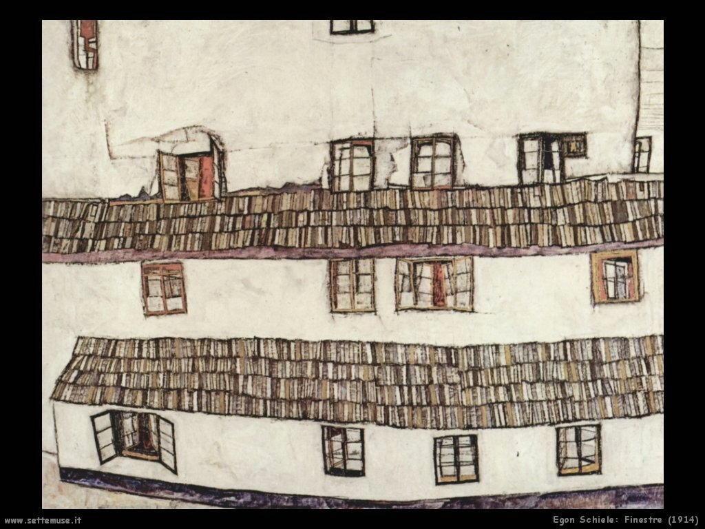 egon schiele finestre_1914