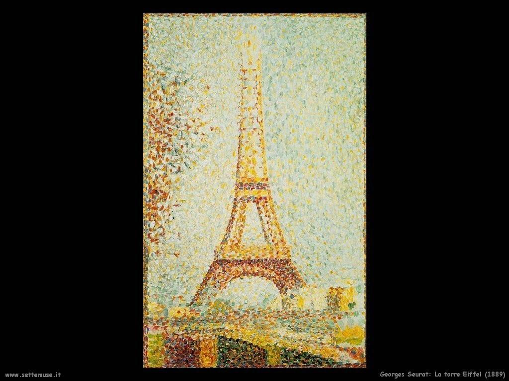 La torre Eiffel (1889)