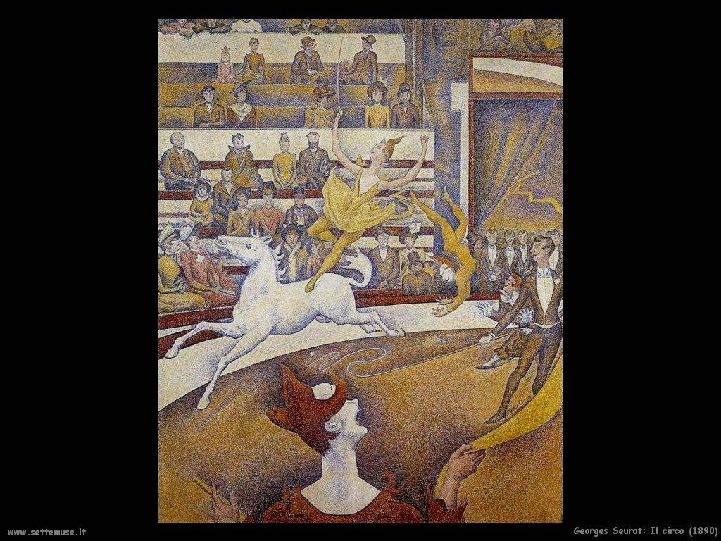 Il circo (1890)