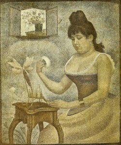 Opere di Georges Seurat
