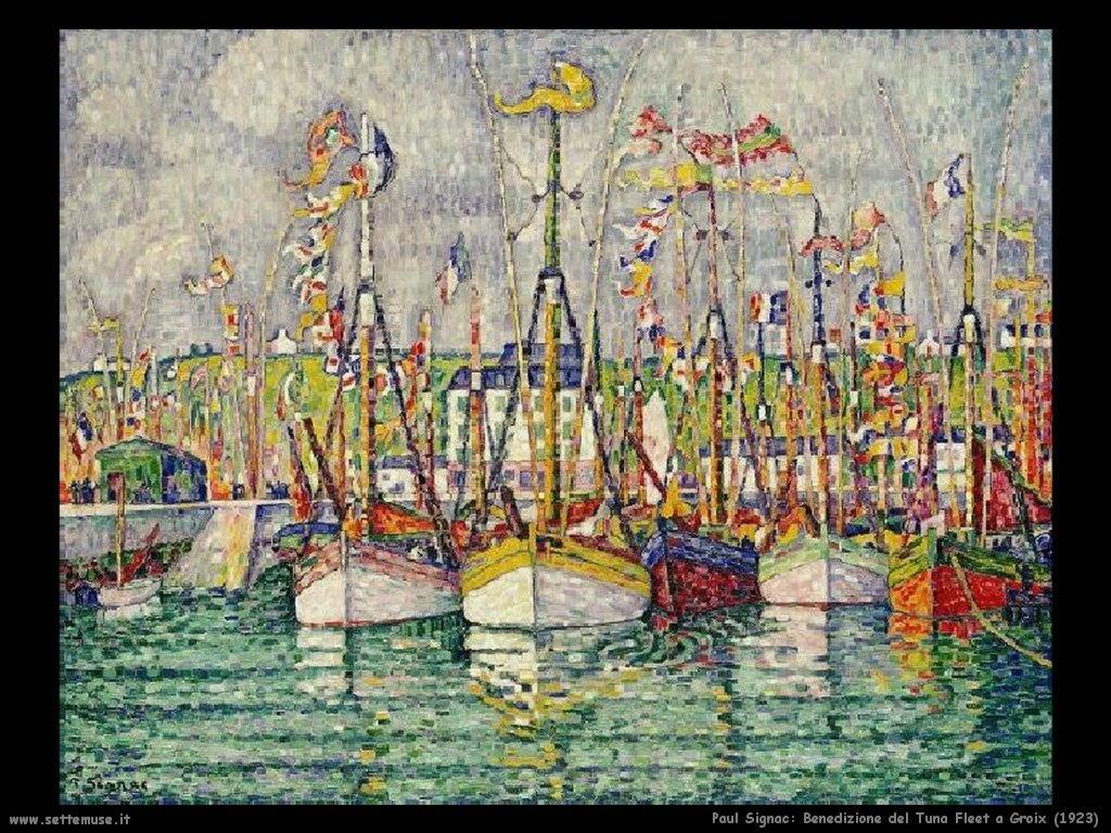 paul_signac_benedizione_del_Tuna_Fleet_a_Groix_1923