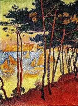 Dipinto di Paul Signac