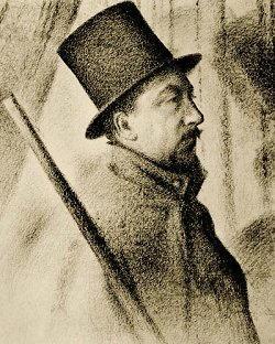 Ritratto di Paul Signac