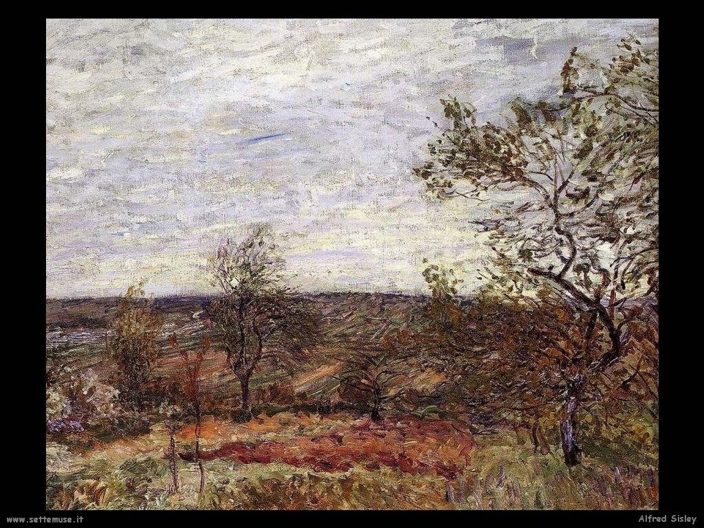 001 Alfred Sisley