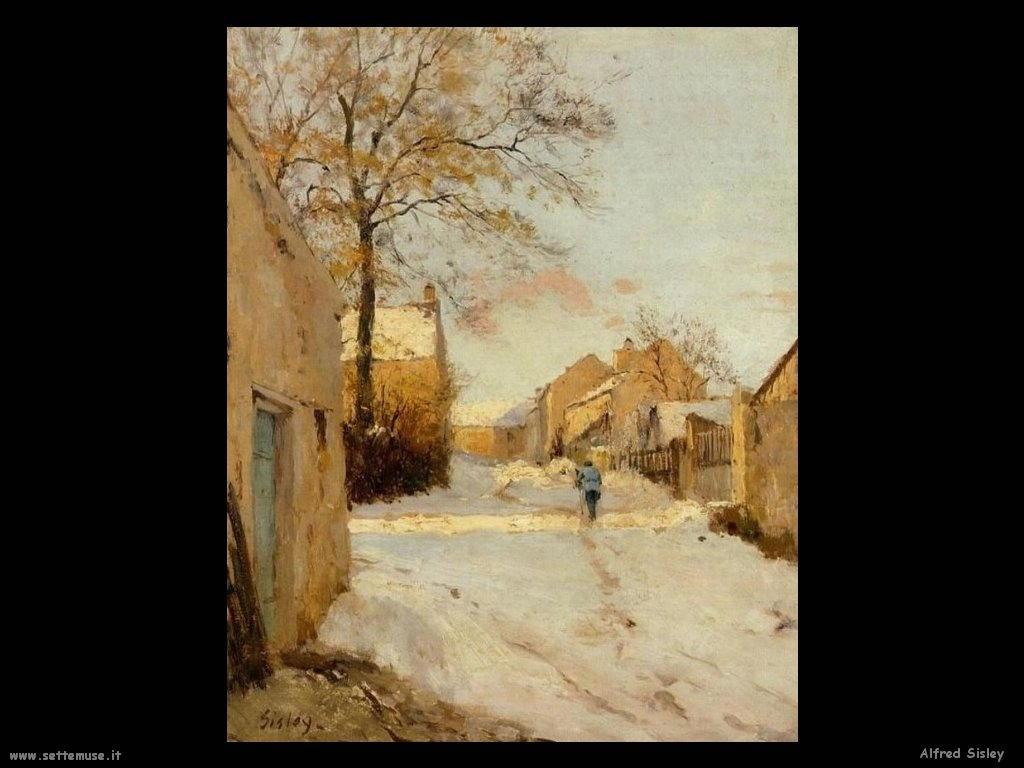 013 Alfred Sisley