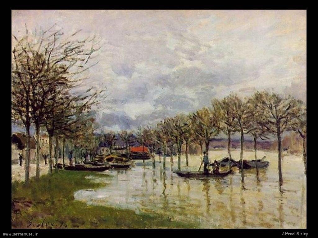 017 Alfred Sisley