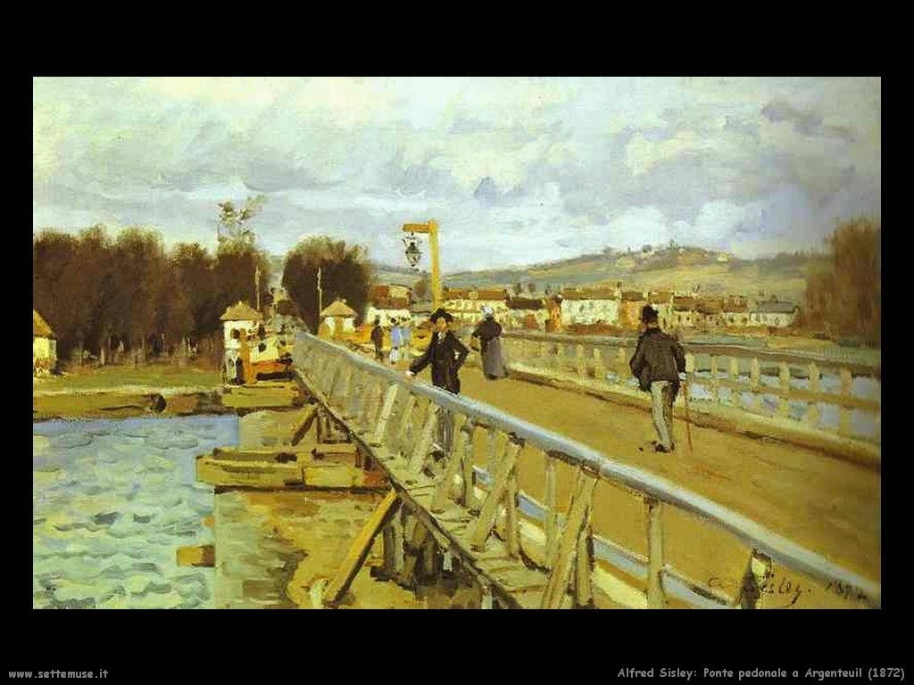 Alfred Sisley_ponte_pedonale_a_Argenteuil_1872
