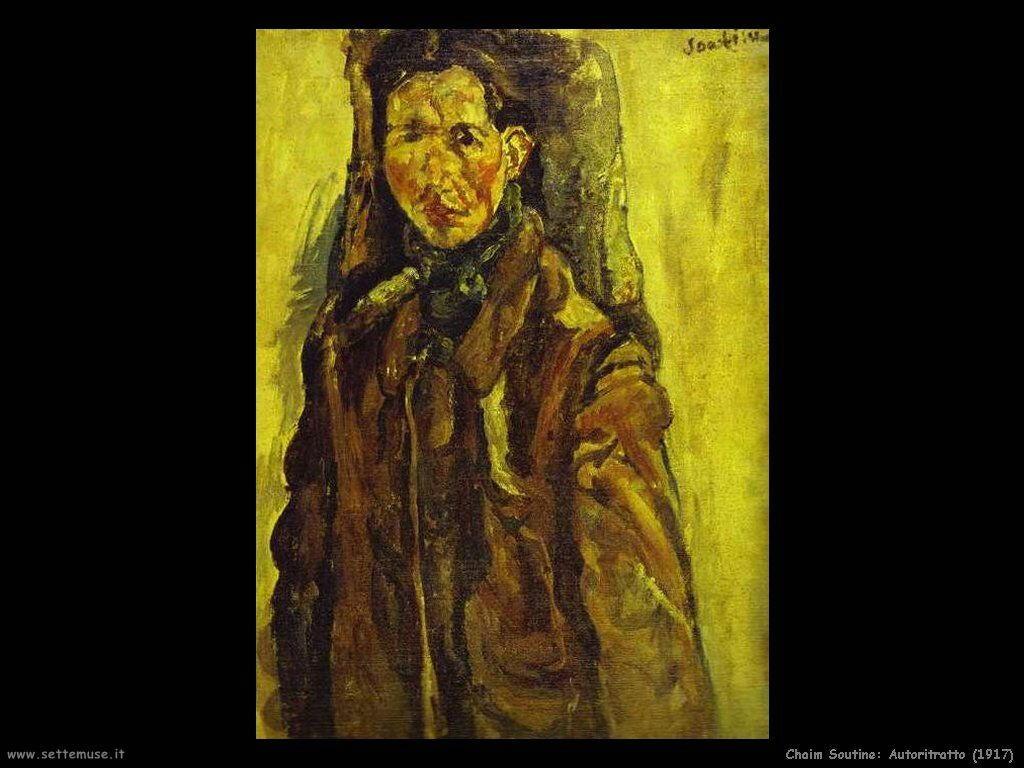 Autoritratto (1917)