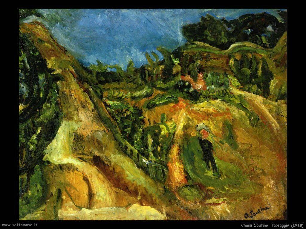 Paesaggio (1918)