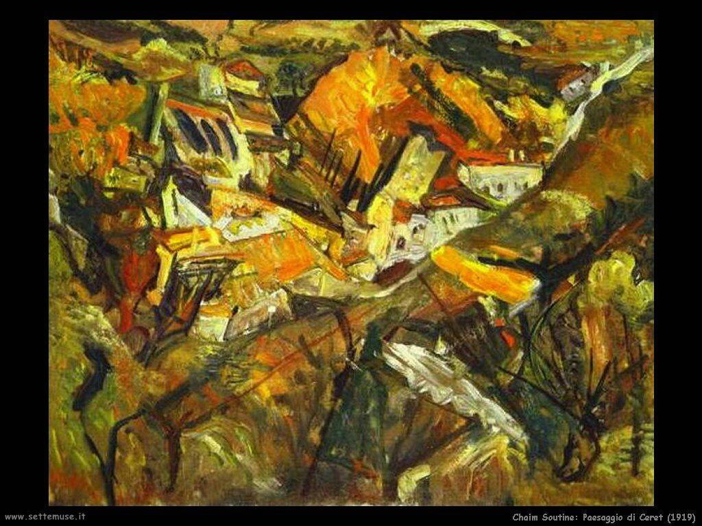 Paesaggio di Ceret (1919)