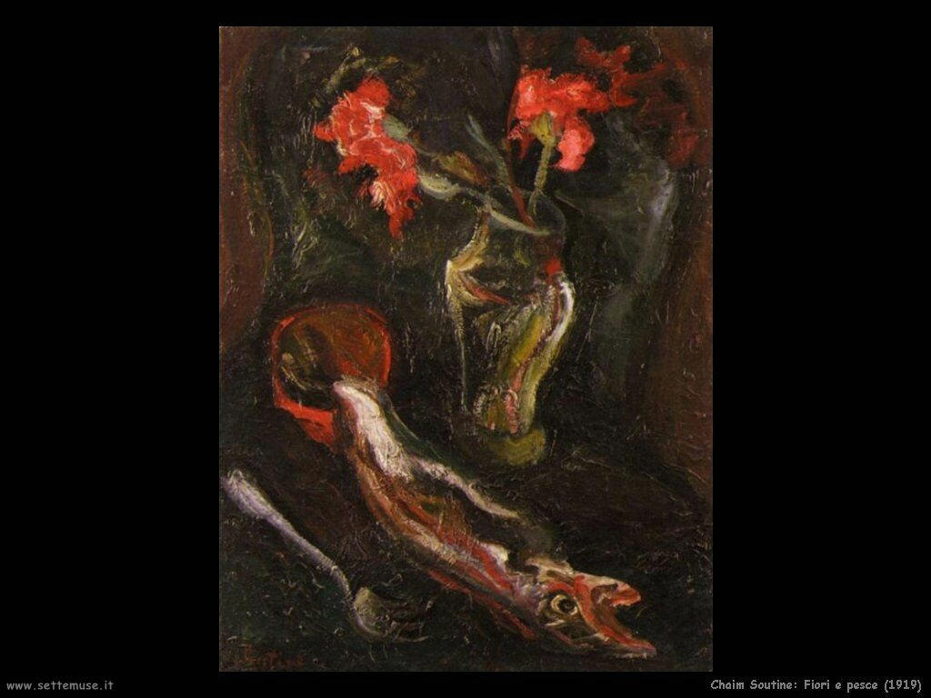 Fiori e pesce (1919)