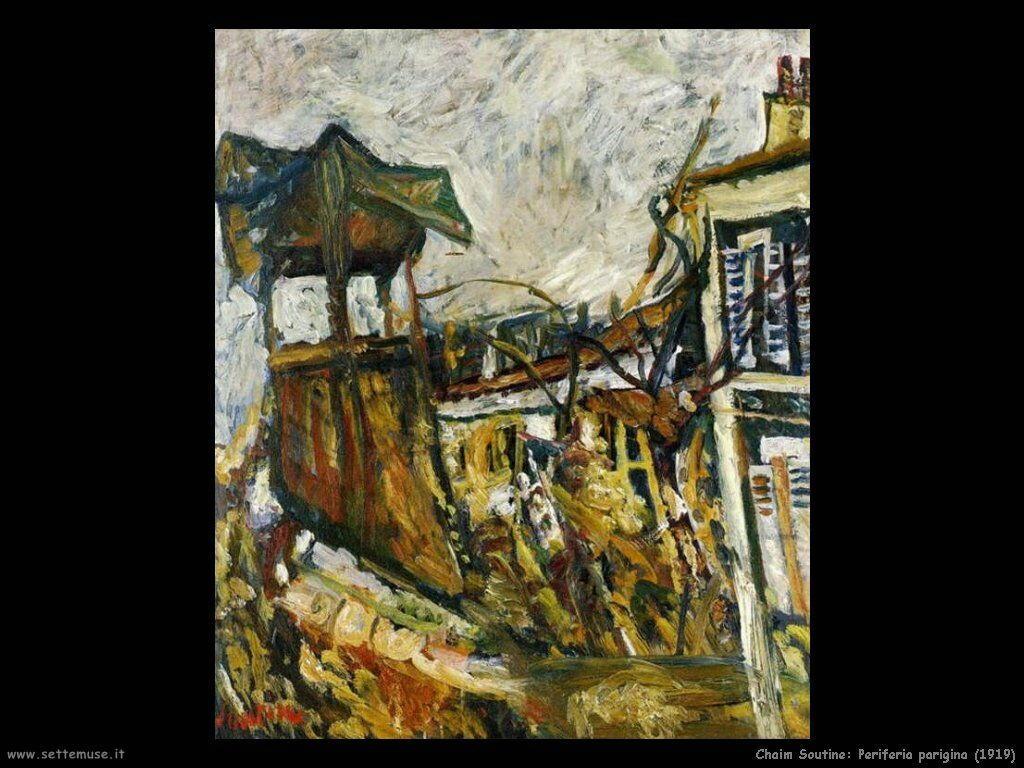 Periferia parigina (1919)