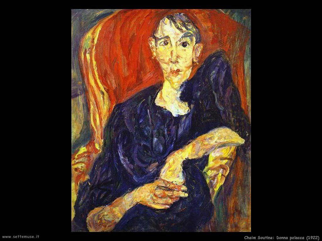Donna polacca (1922)