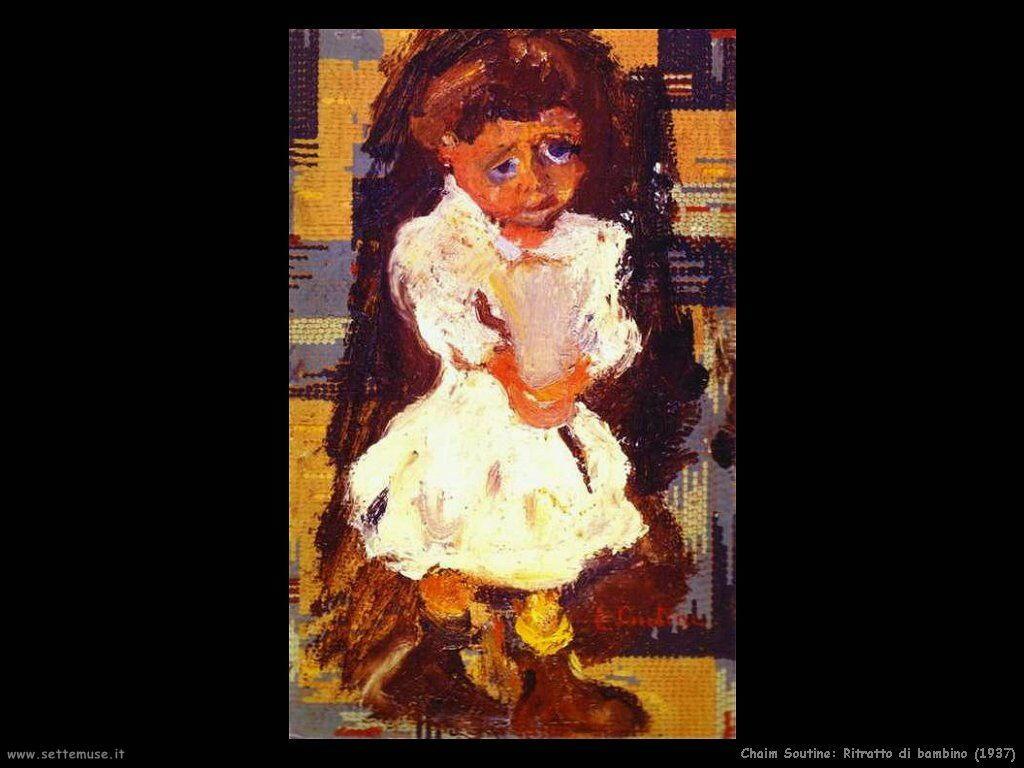 Ritratto di bambino (1937)