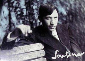 Chaim Soutine, pittore impressionista