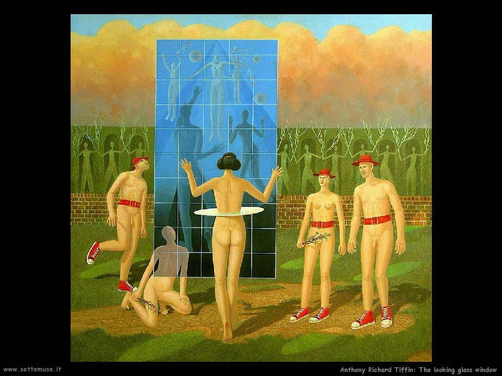 anthony_richard_tiffin_La finestra specchio