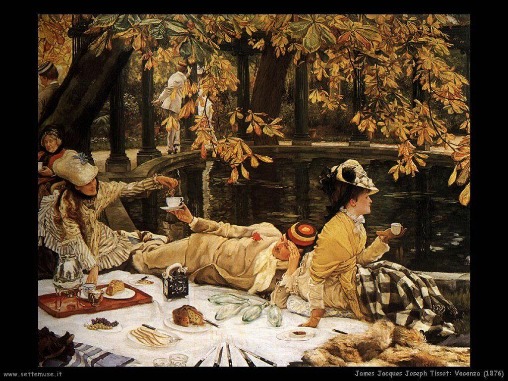 Tissot Vacanza (1876)